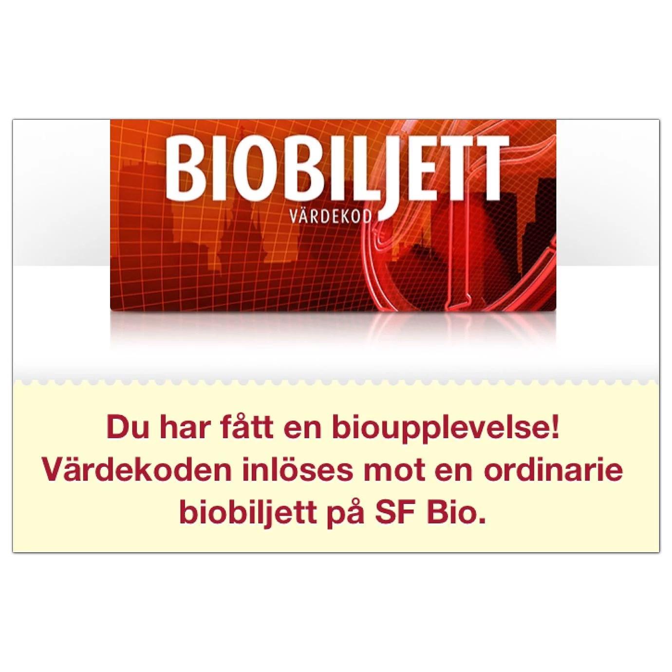Därför älskar jag undersökningspaneler - gratis biobiljetter