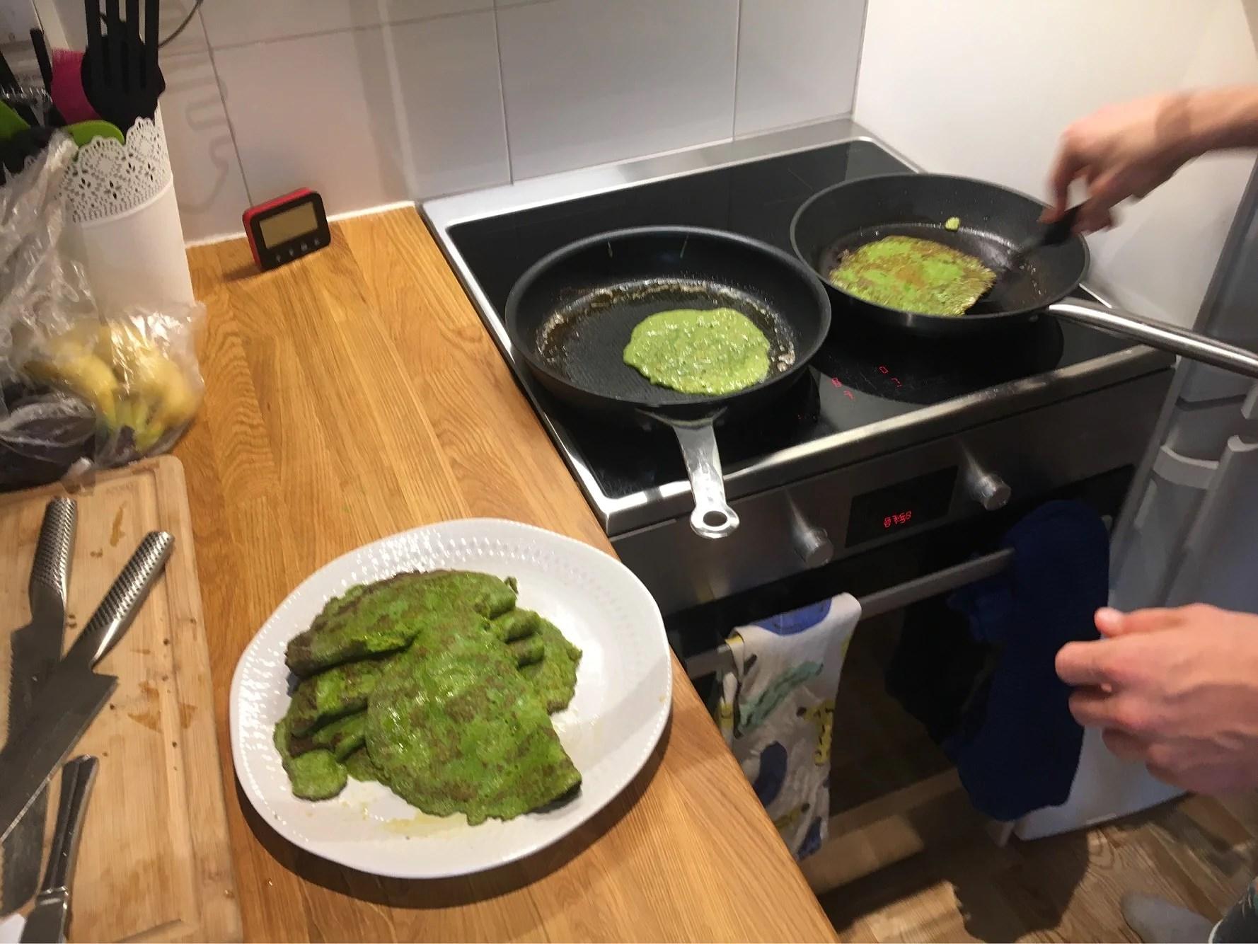 Läskig mat