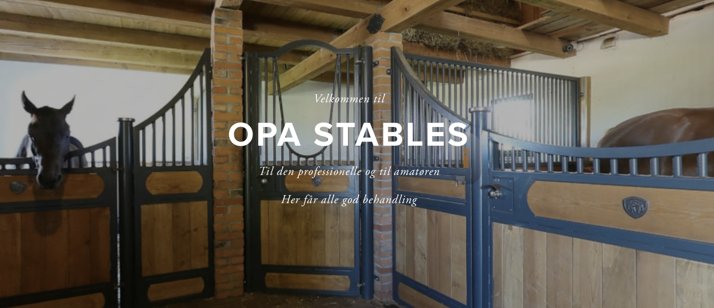 OPA STABLES