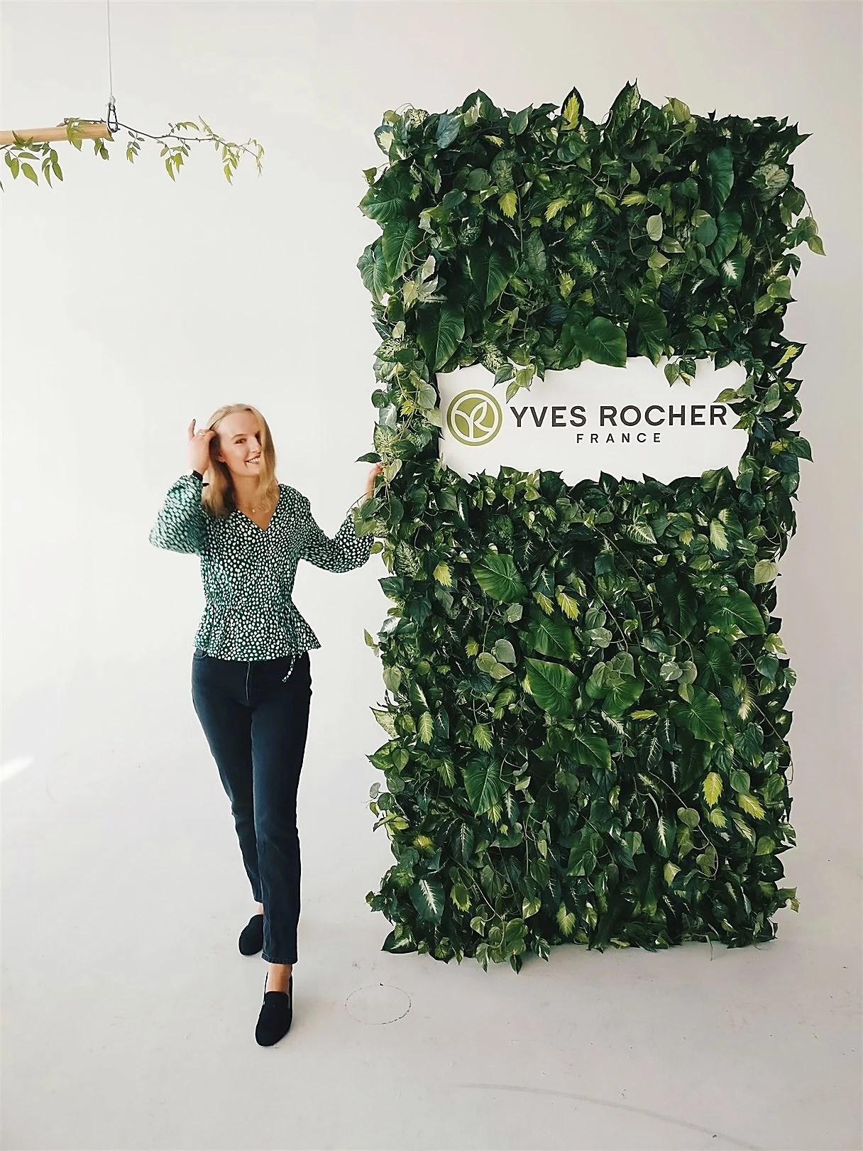 Event med Yves Rocher