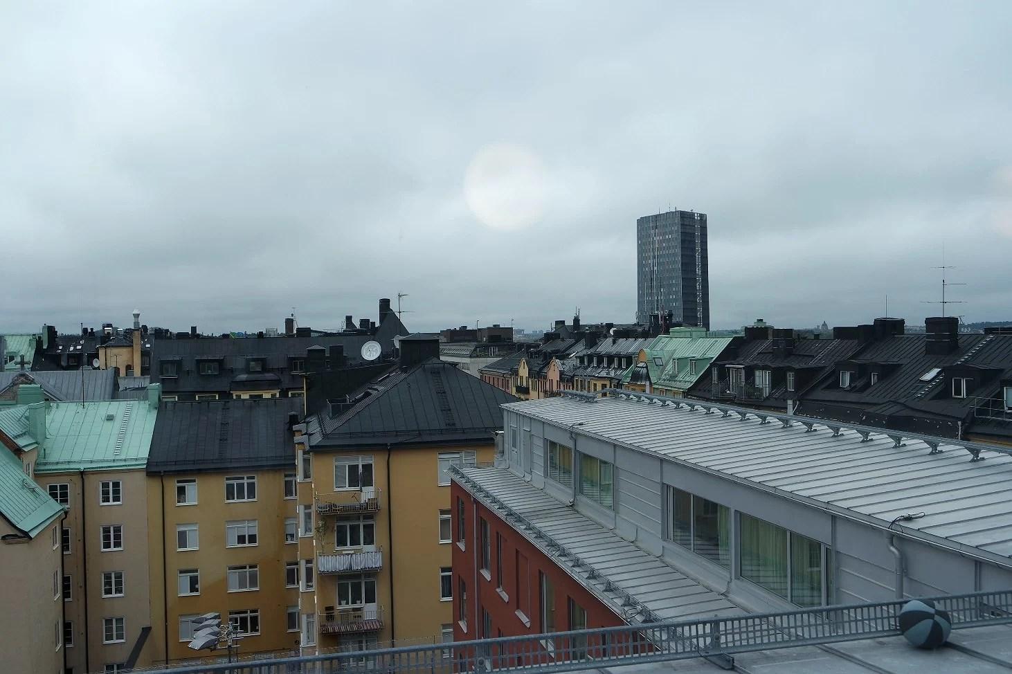 Som karlsson på taket