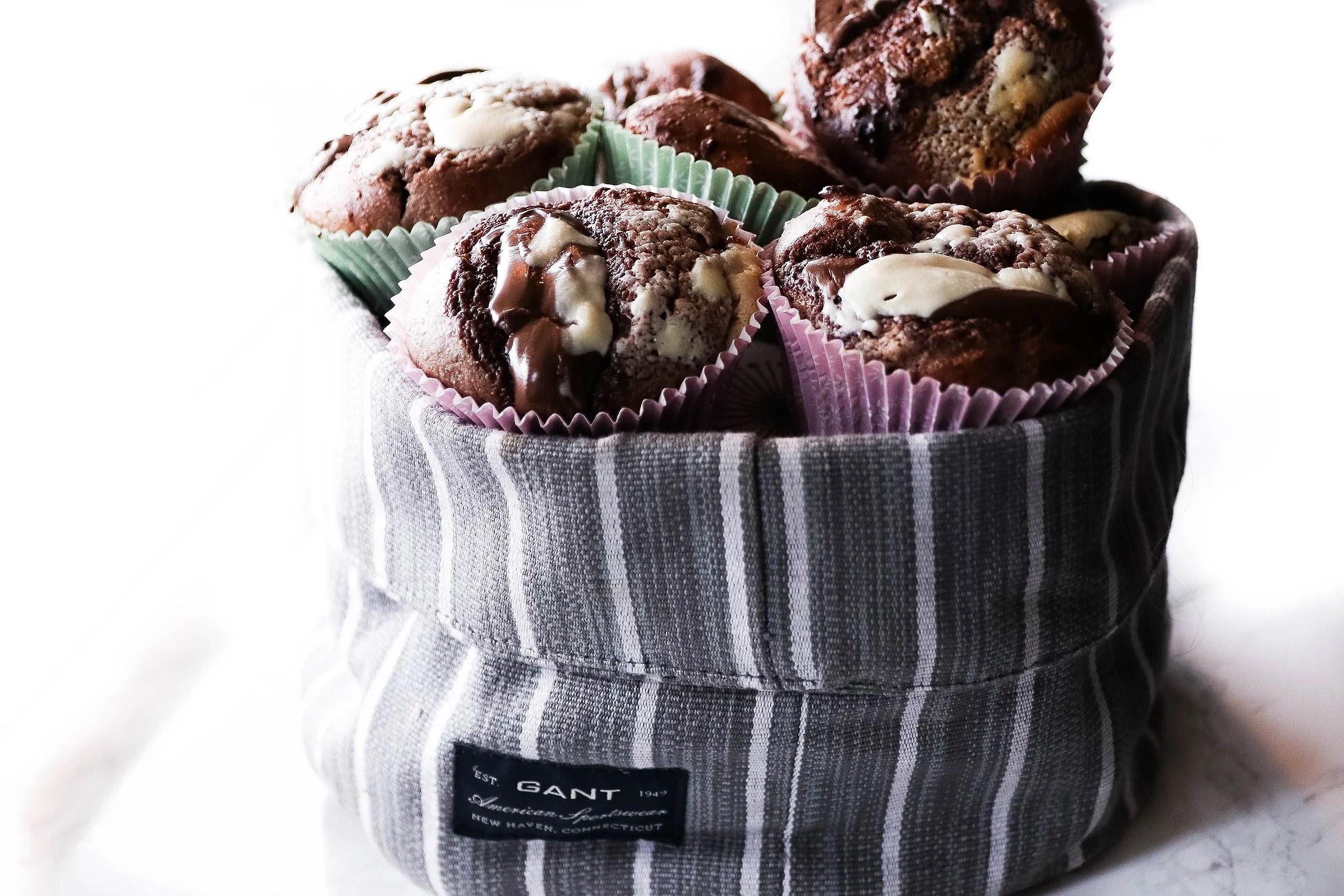 Nyttiga muffins & fulvecka
