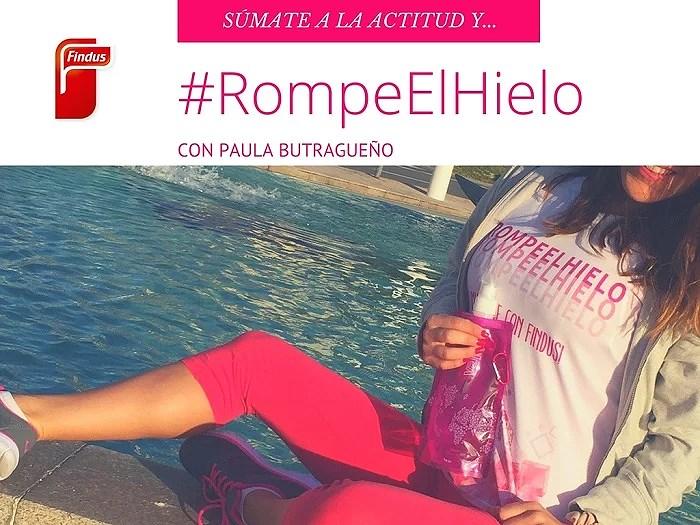 Únete a #RompeElHielo!