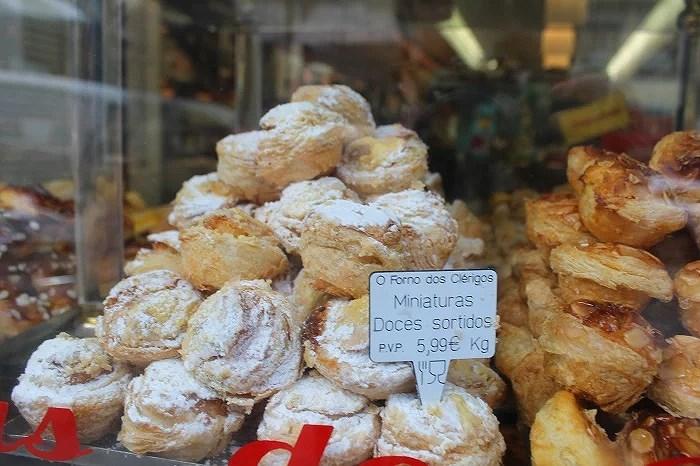 Dulces típicos de Porugal