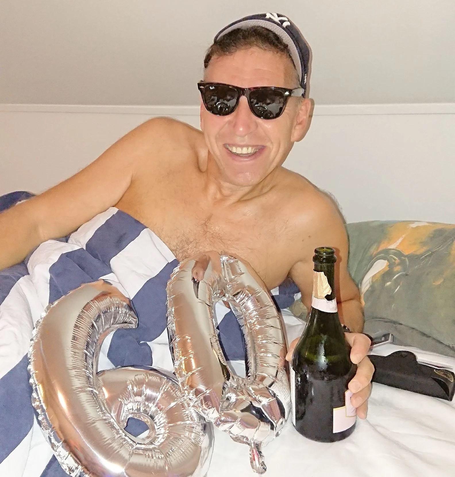 Pappa 60 år