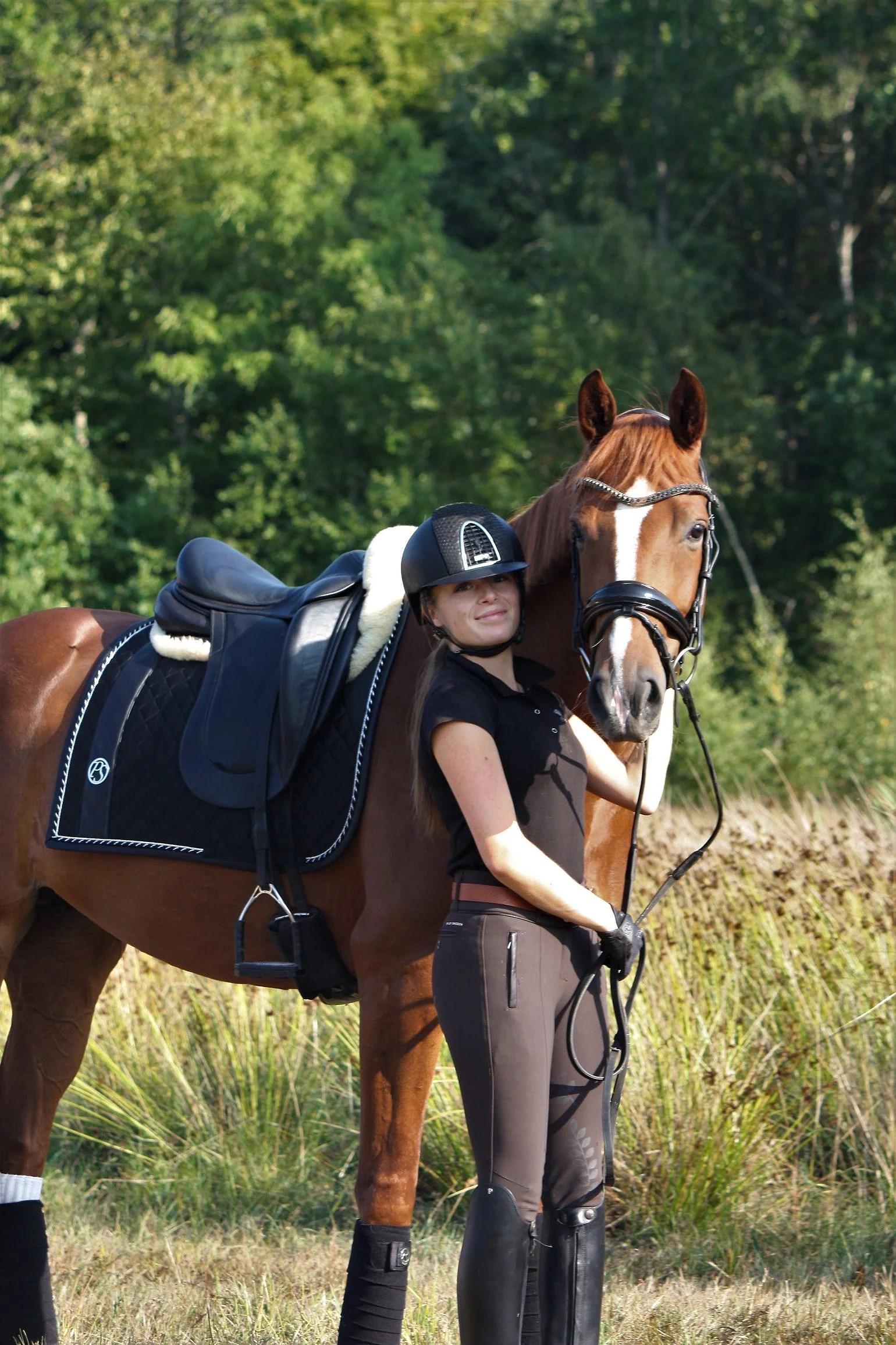 Hur tränar jag mina unghästar?