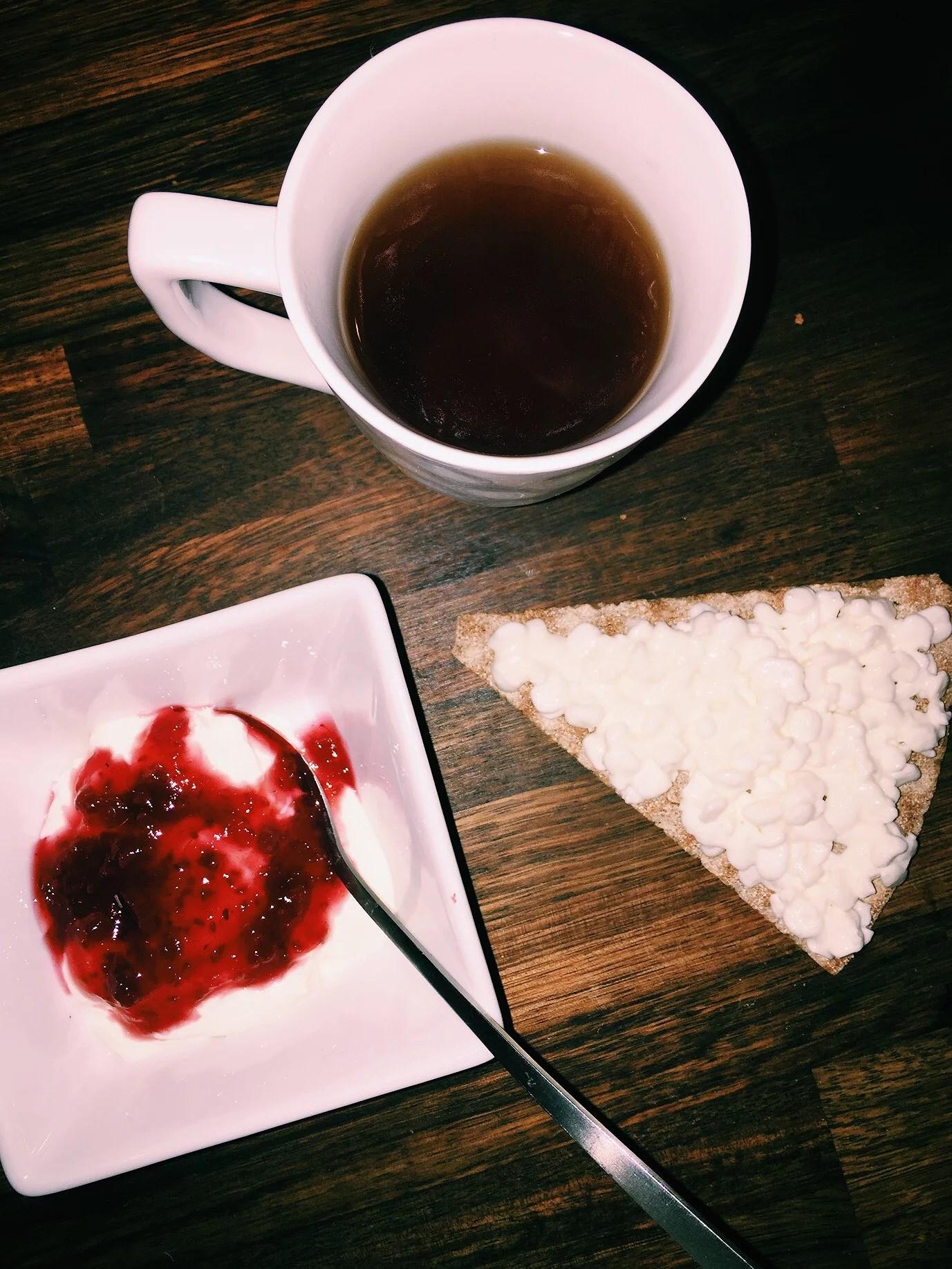 Tisdags frukost