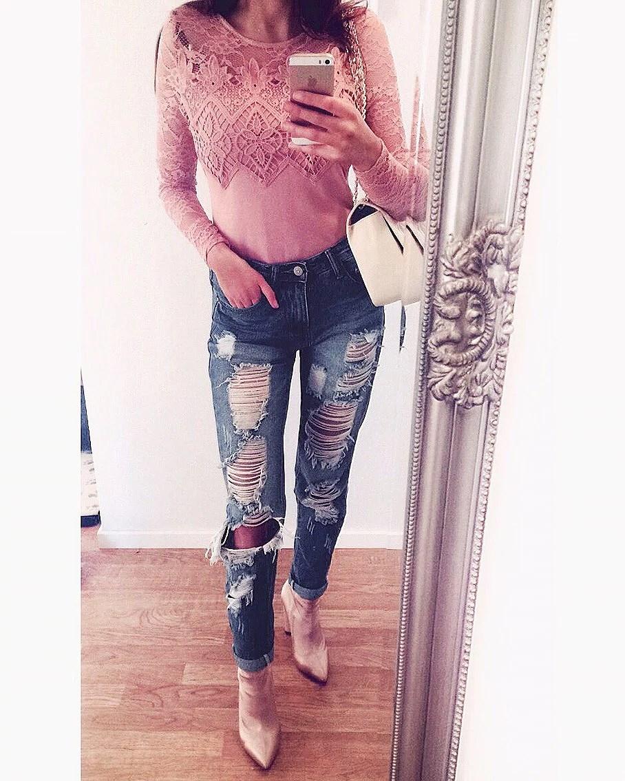 Vart kommer mina byxor ifrån?