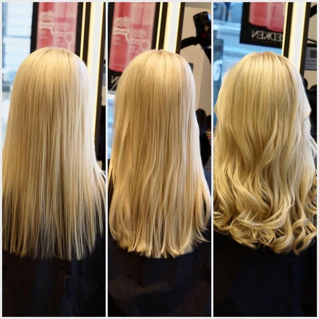 Två varianter av Hairtalk