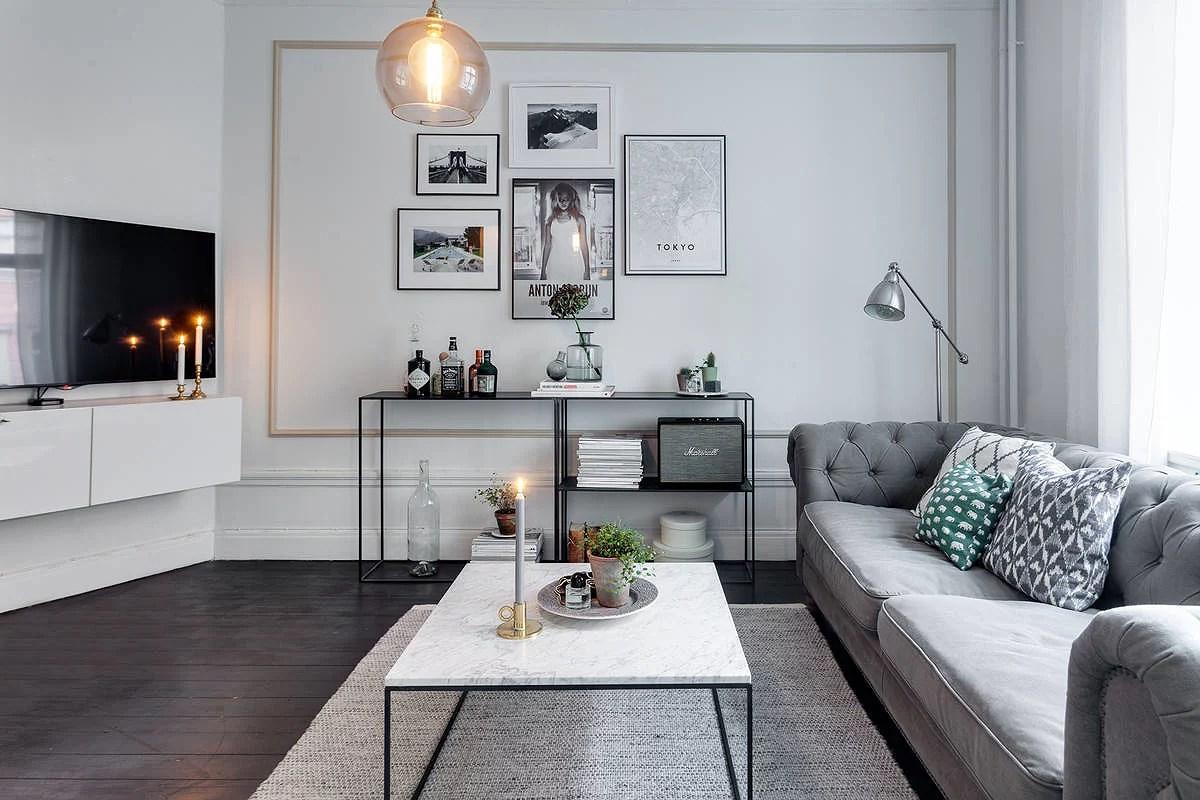 Cornelias interior: hemmet inspiration på tomtebogatan