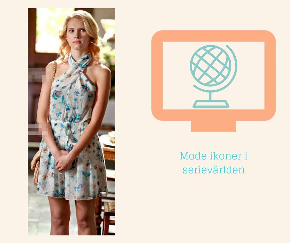 Mode ikoner i serievärlden - Magnolia Breeland