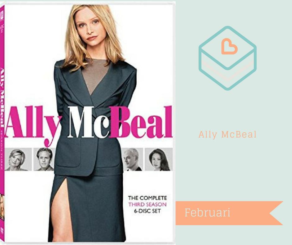 Serier jag vill se på viaplay - Ally McBeal