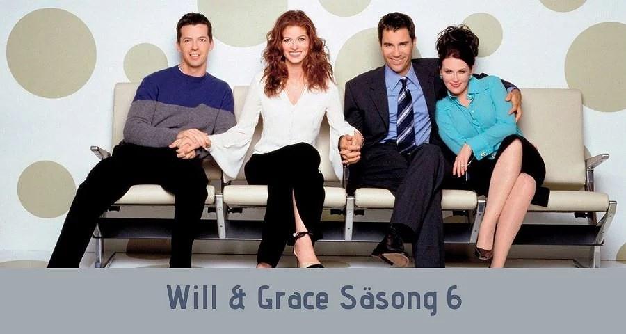 Will & Grace Säsong 6