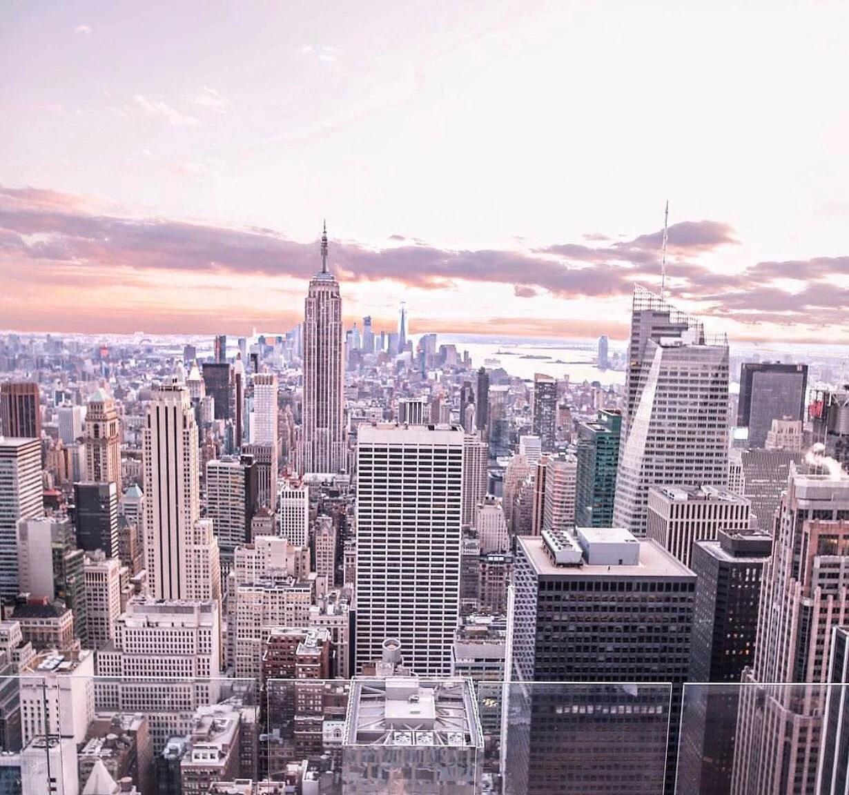 HEJ FRA NEW YORK!