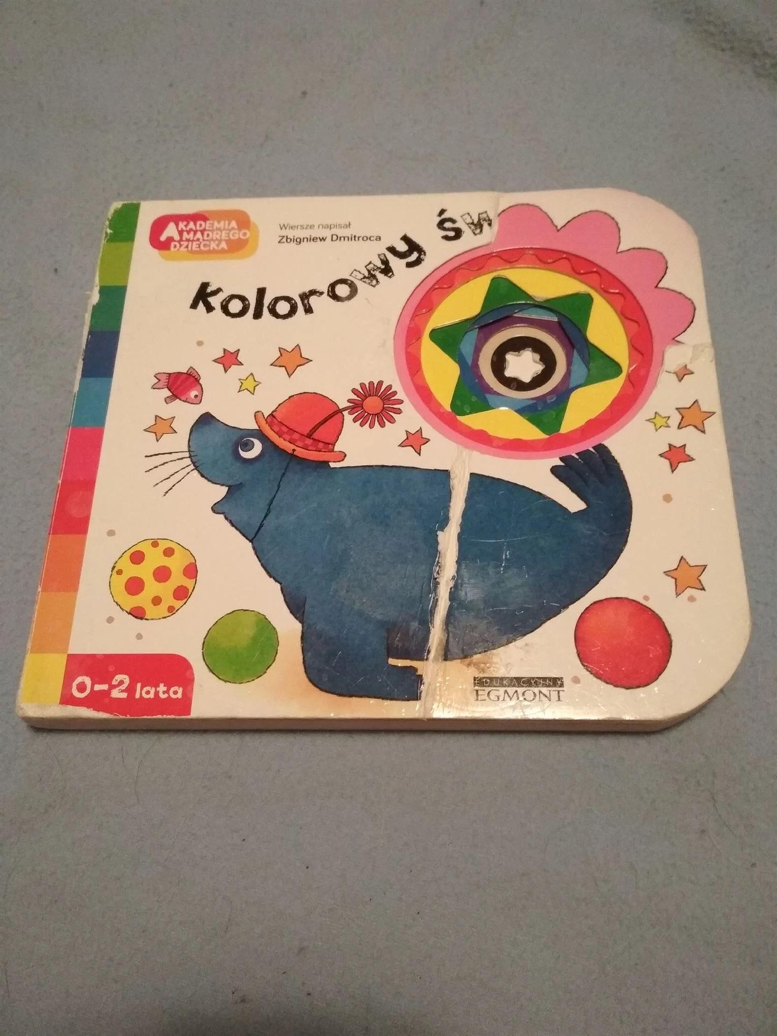 Kolorowy świat w wersji z dziurką