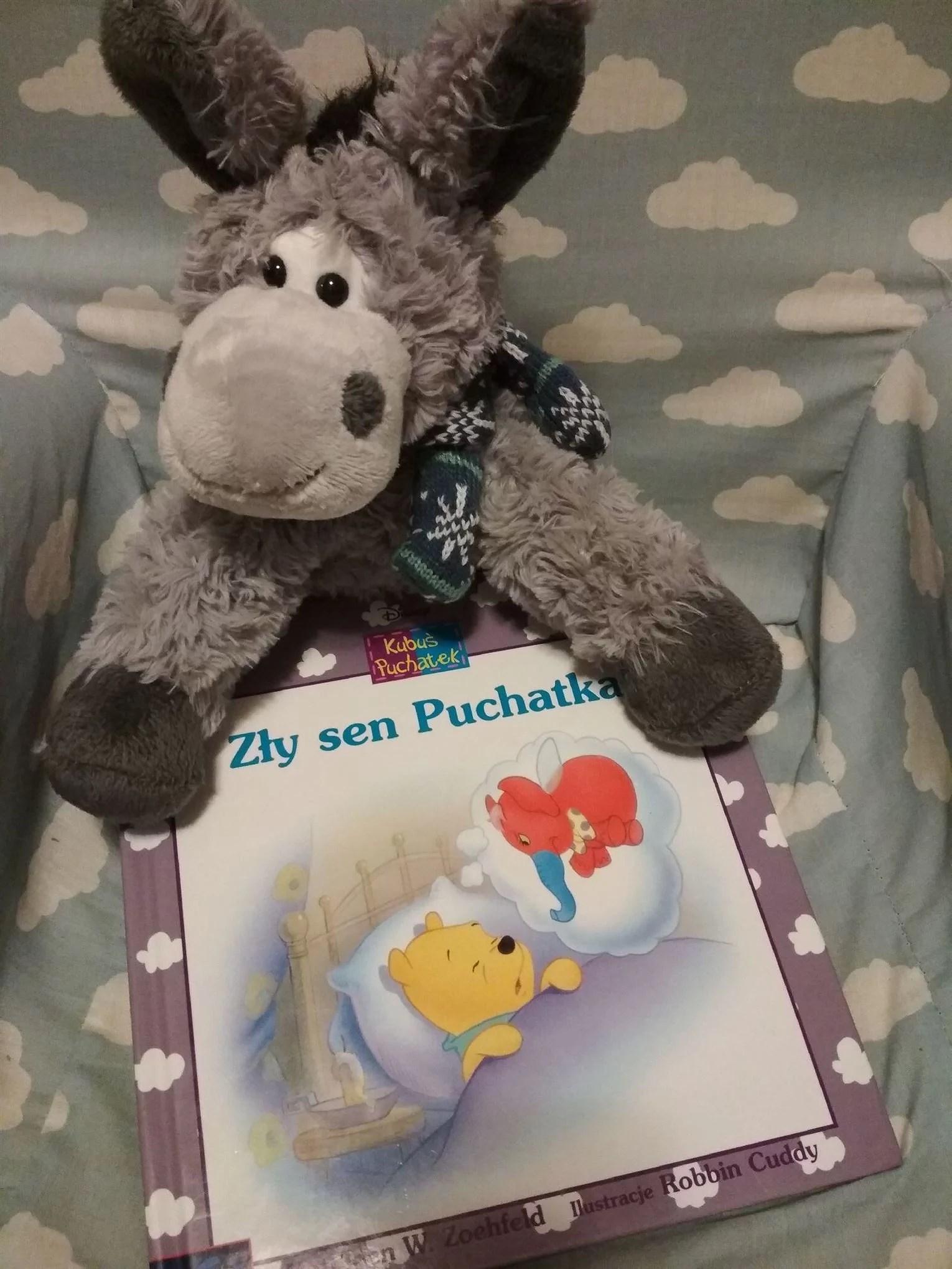 Kubuś Puchatek i jego sny