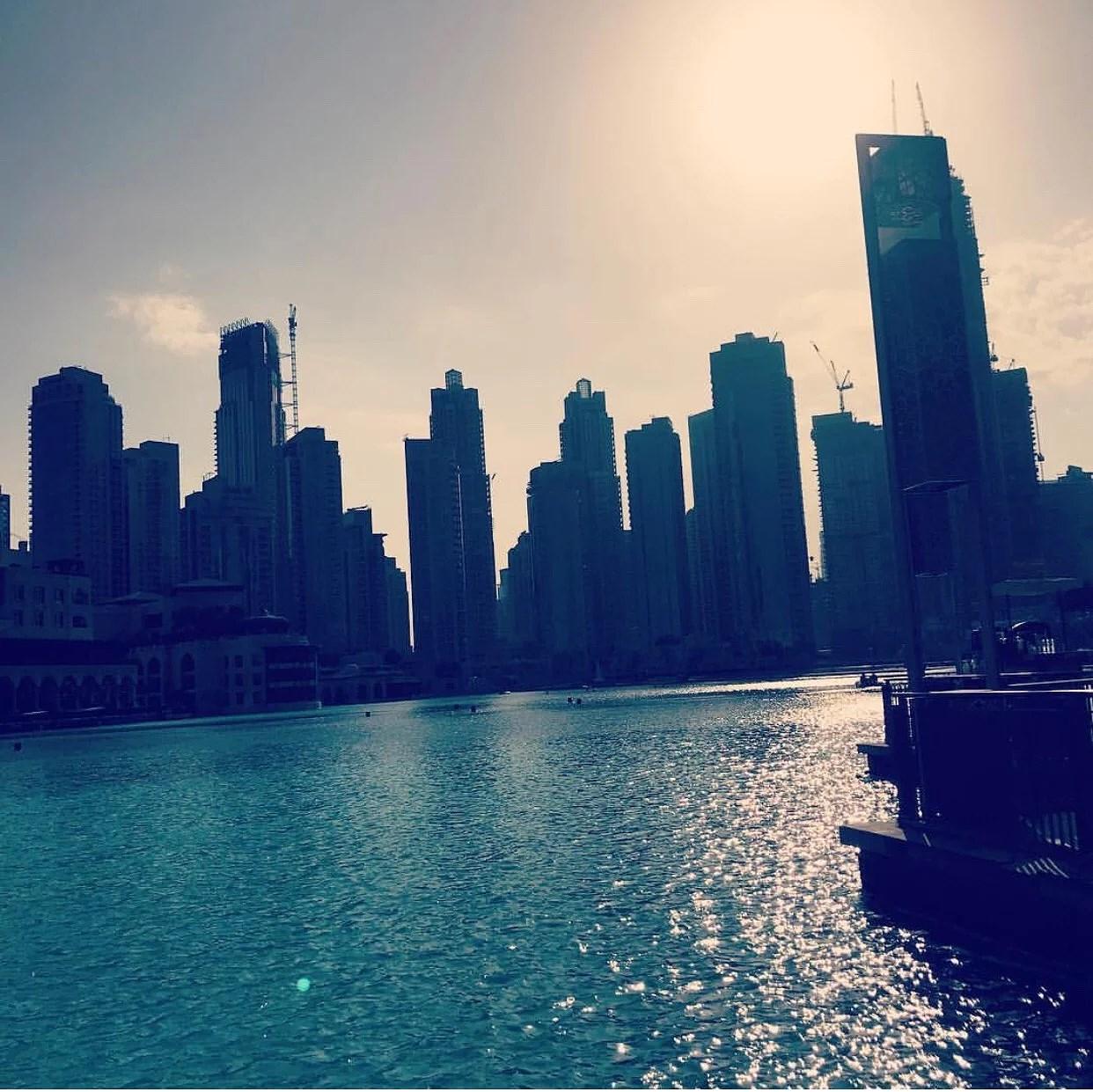 Lite fler bilder från Dubai