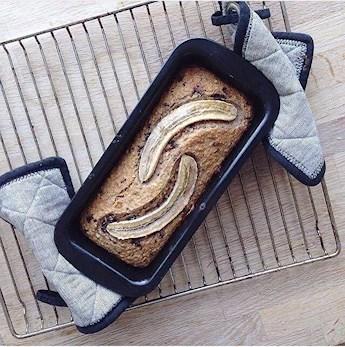 banan brød