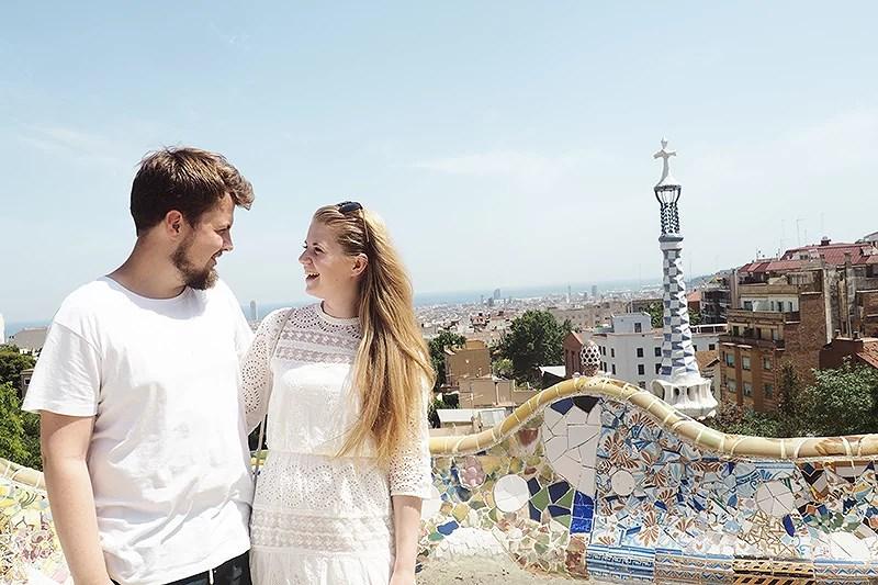krist.in barcelona reise güelle park goudi tips hva må man gjøre i barcelona turist