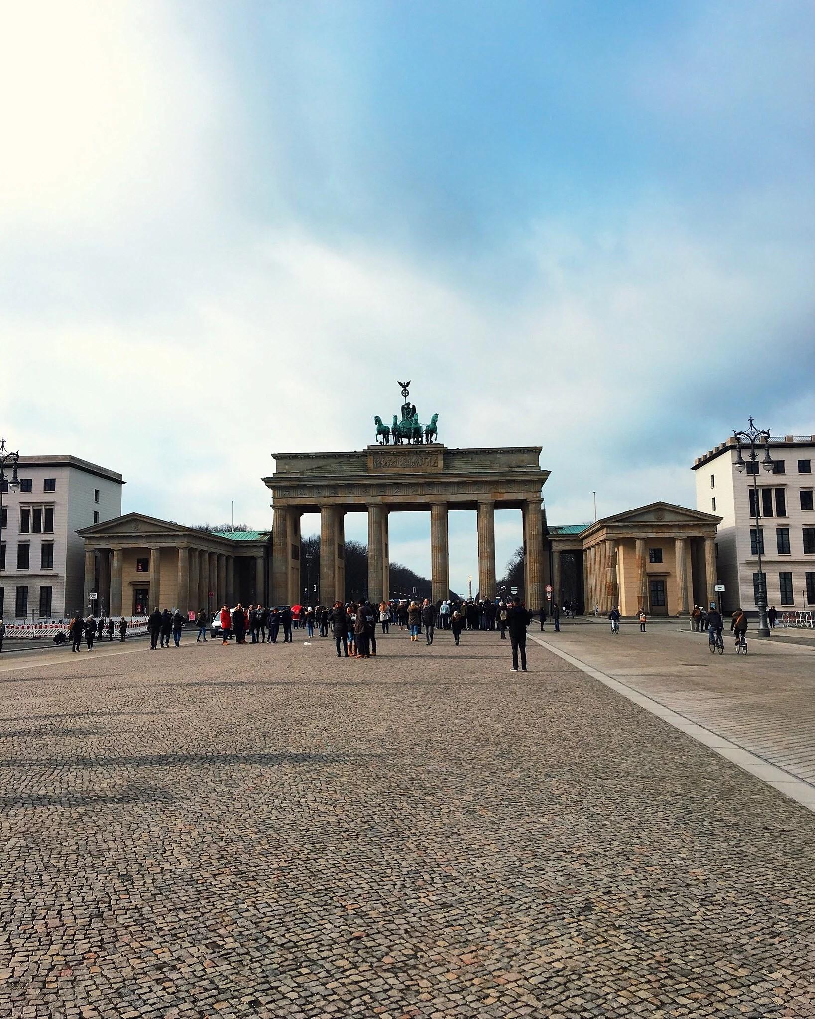 BACK FROM BERLIN!