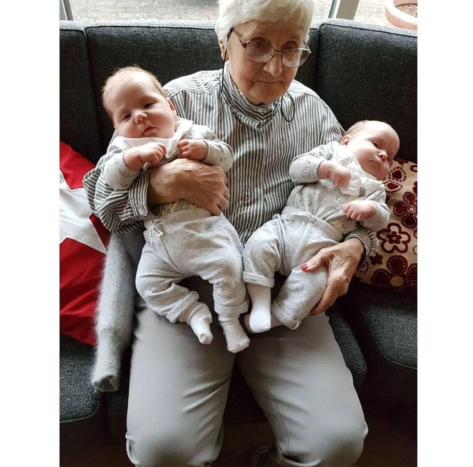 Skalet av min mormor