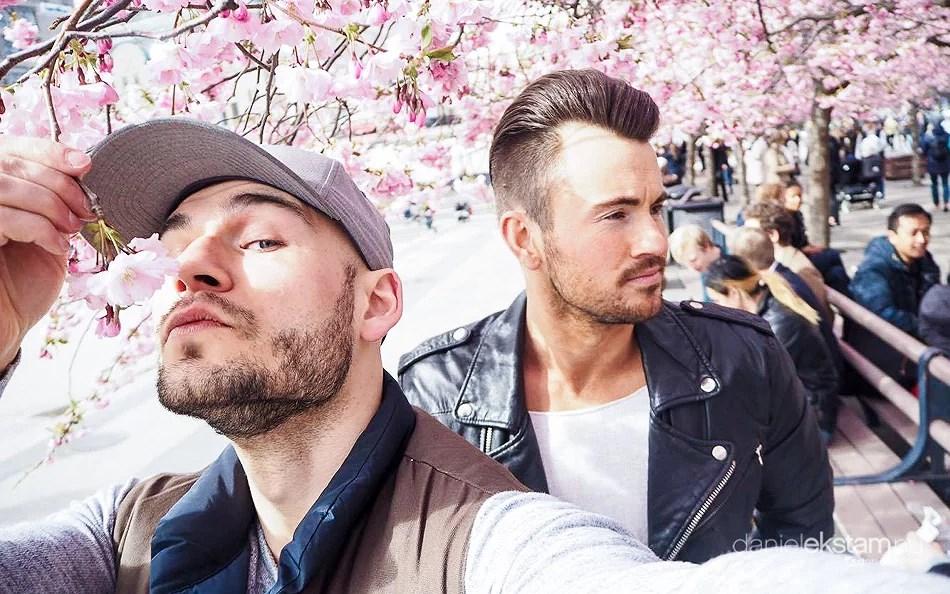 Selfie-VM i Kungsan