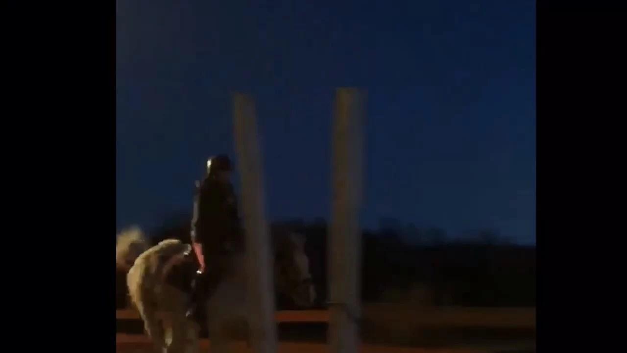 Mira hoppning-Film