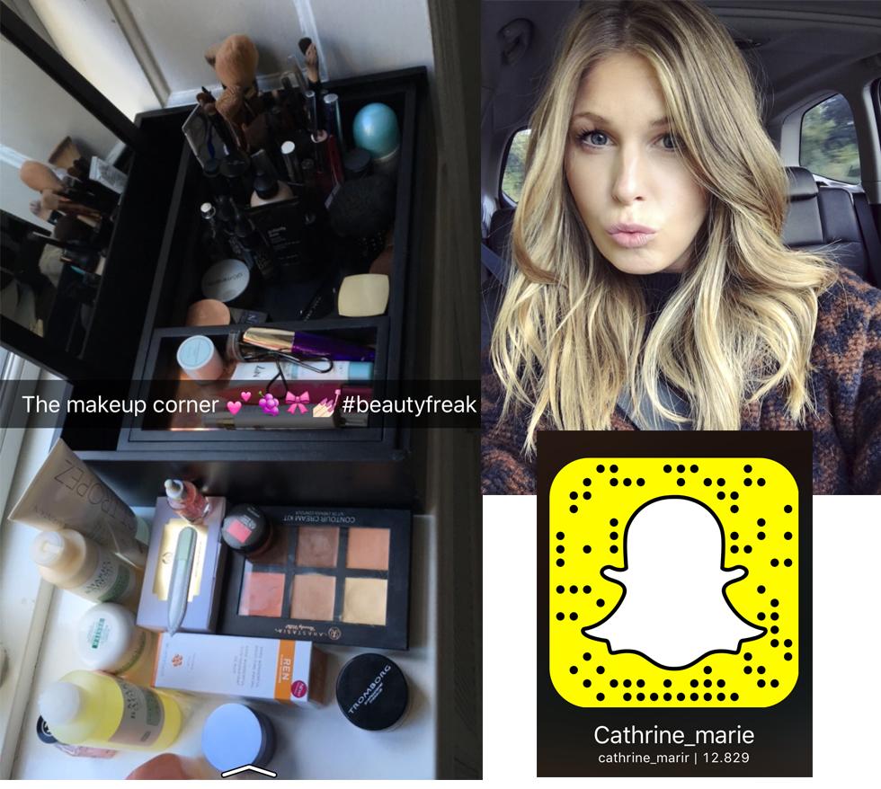 Husker I at følge med på Snapchat?