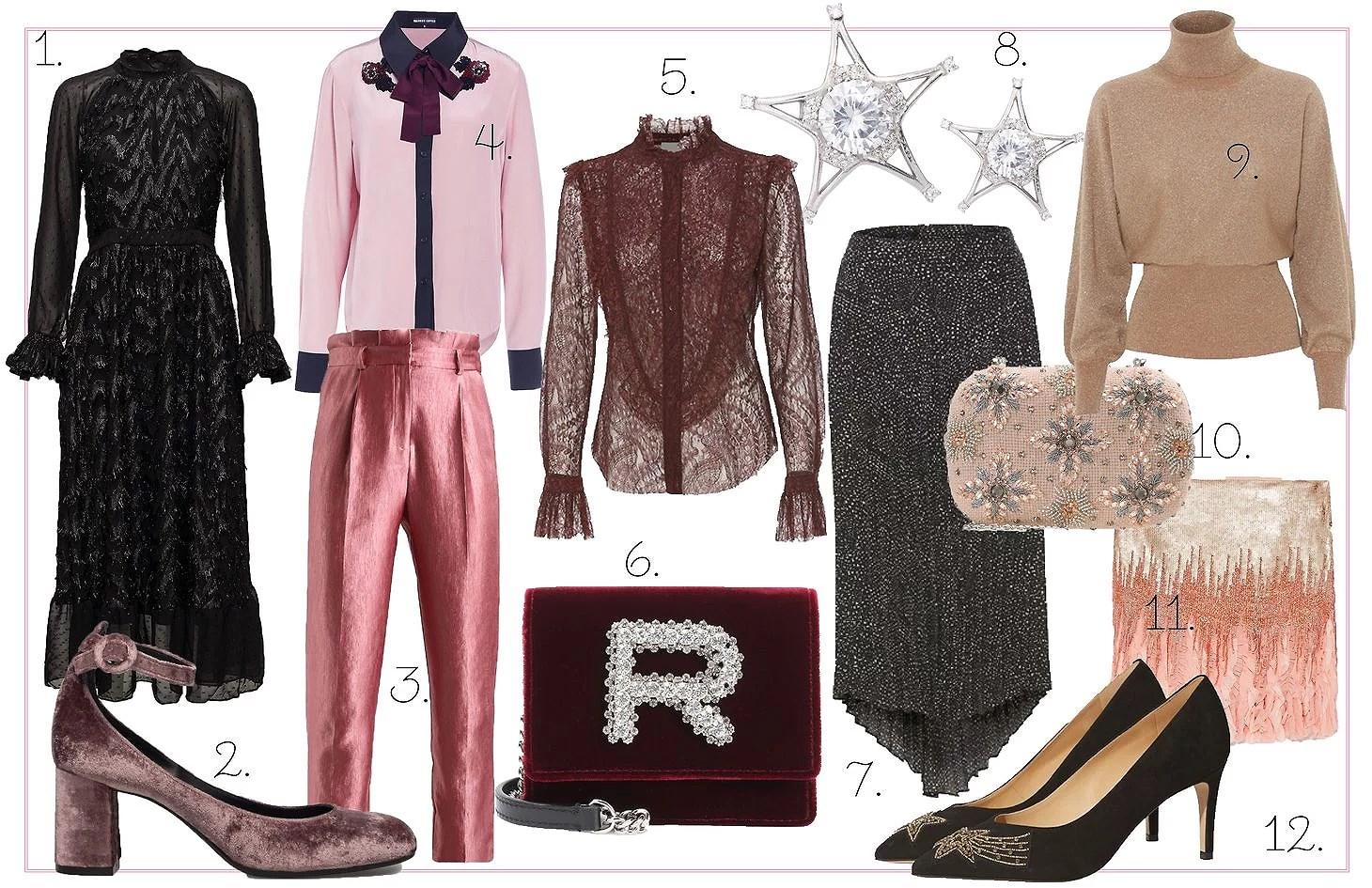 Inspiration til julens outfit