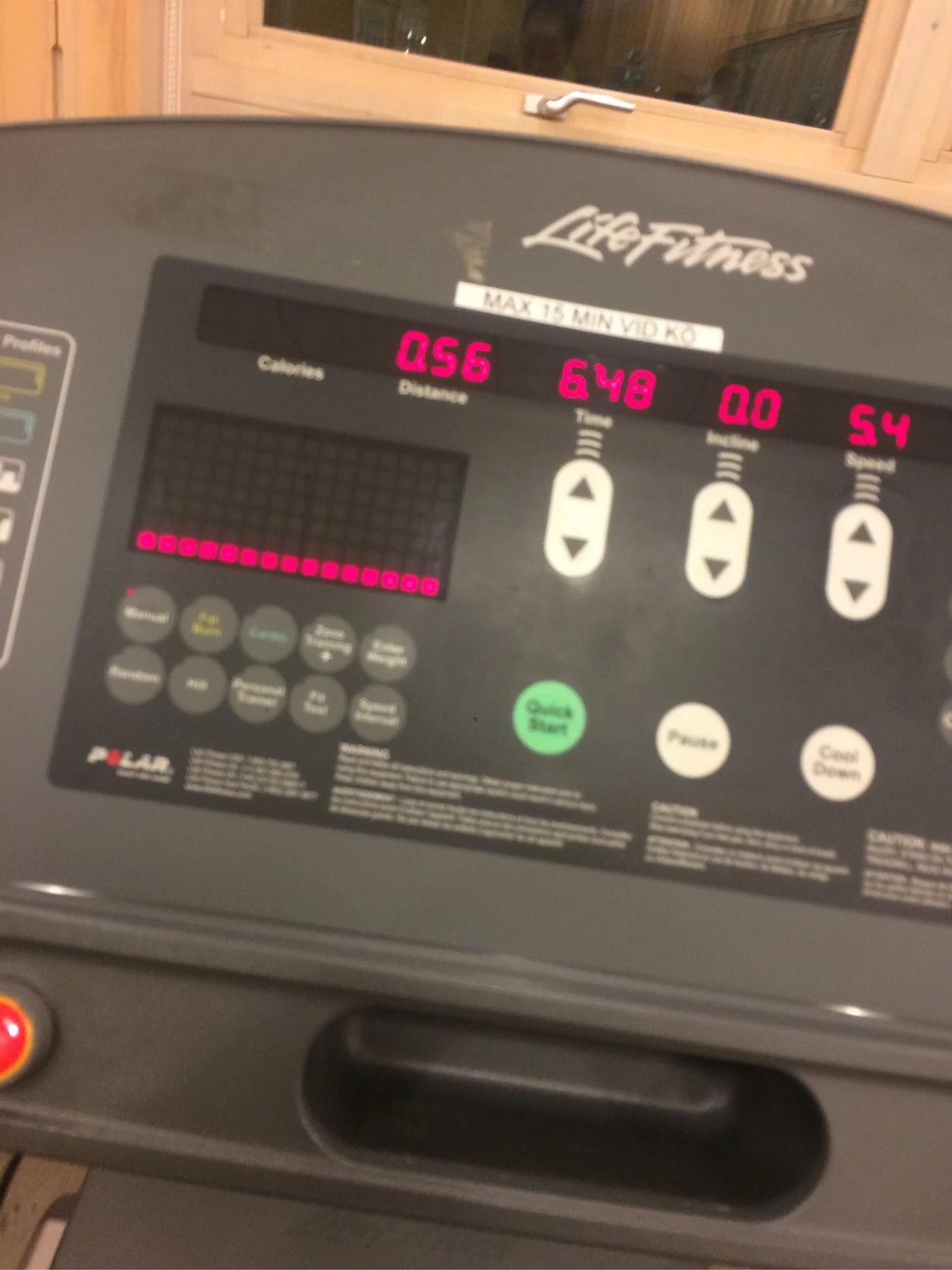 Gymmet idag igen