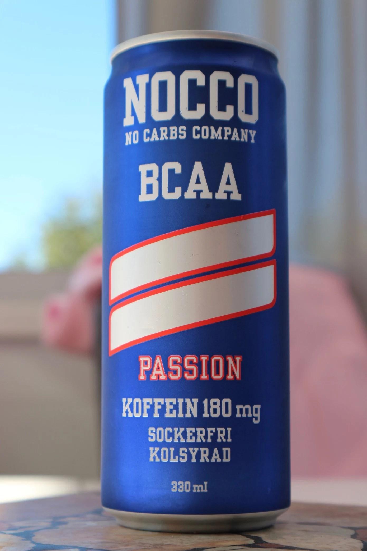 RECENSION : NOCCO PASSION