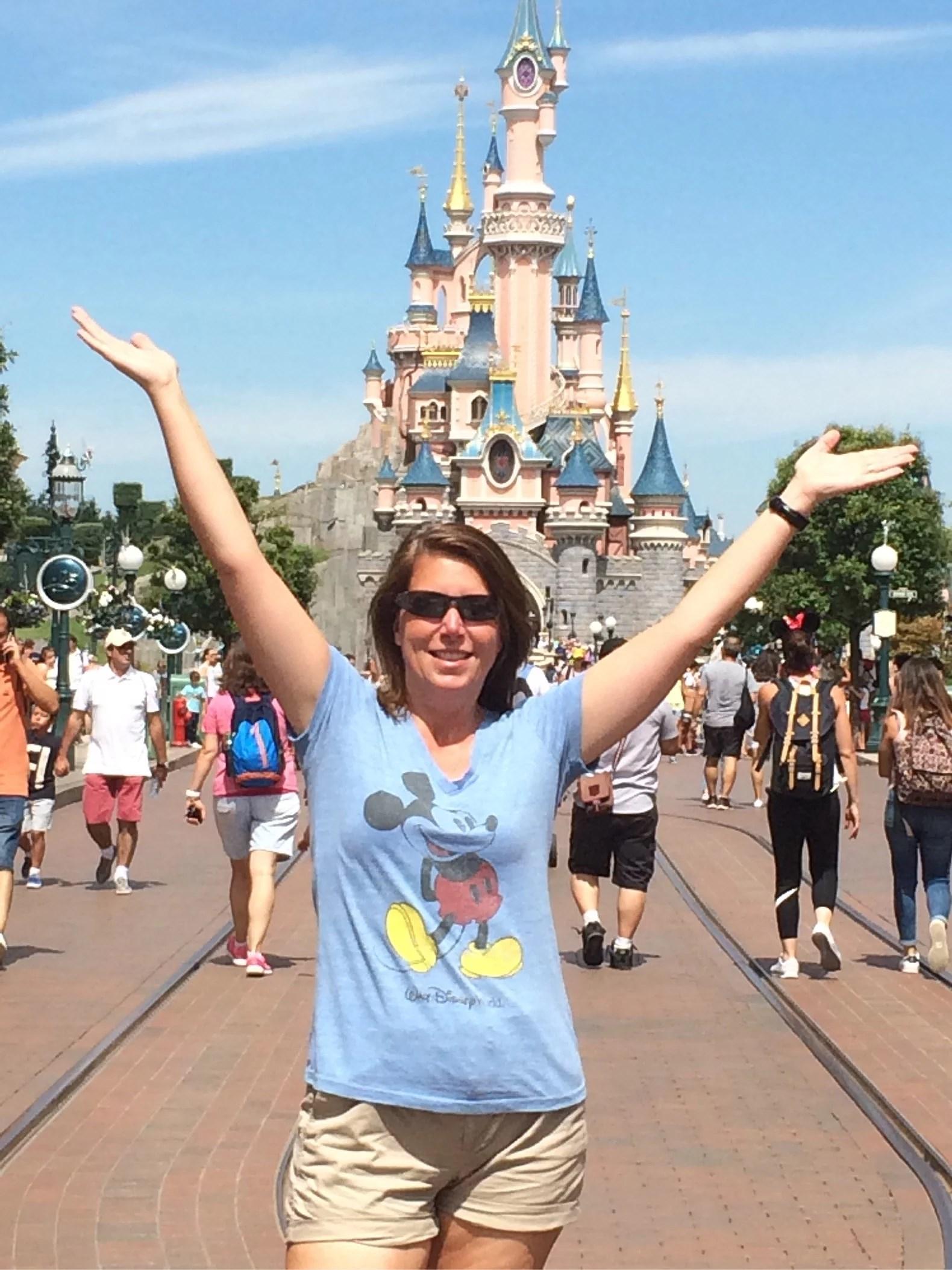 Kan jag ta med en Selfie-stick / selfiepinnetill Disneyland Paris? (EuroDisney)