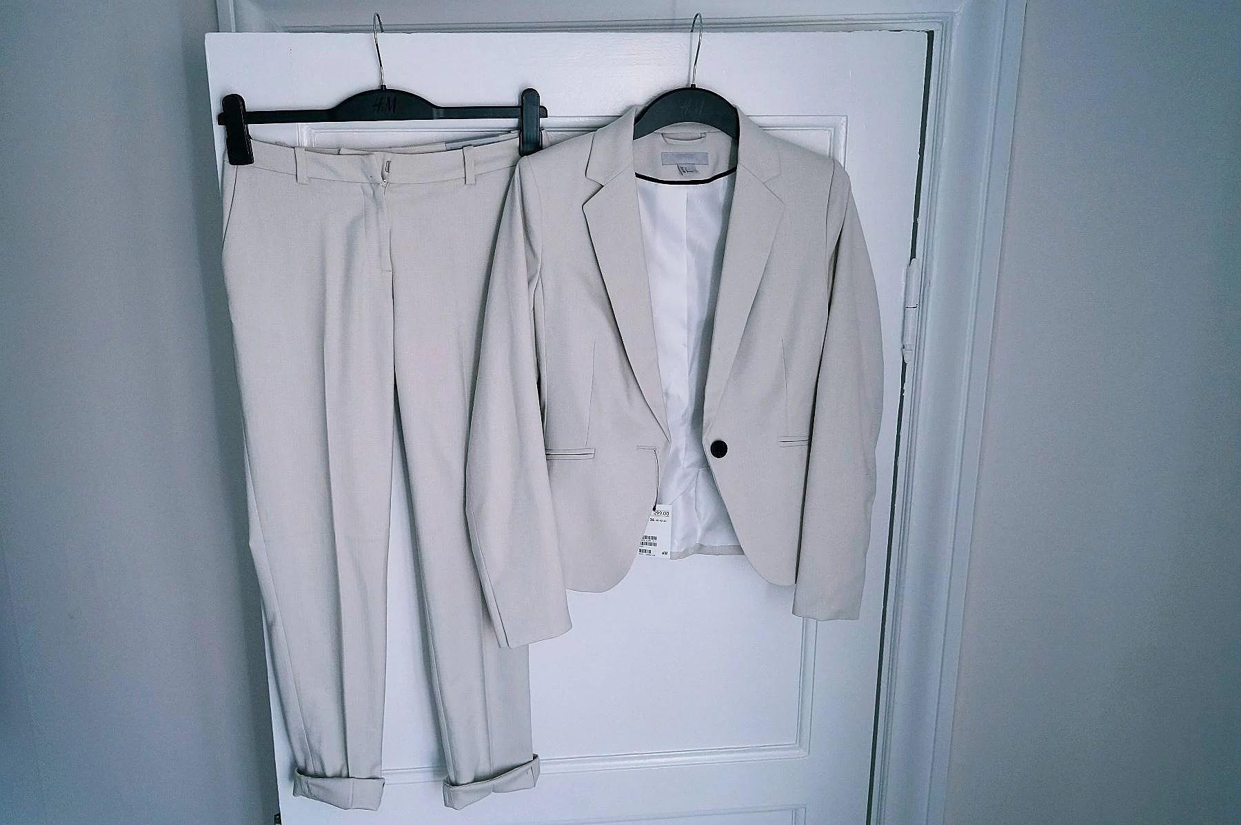 Unnat mig en kostym