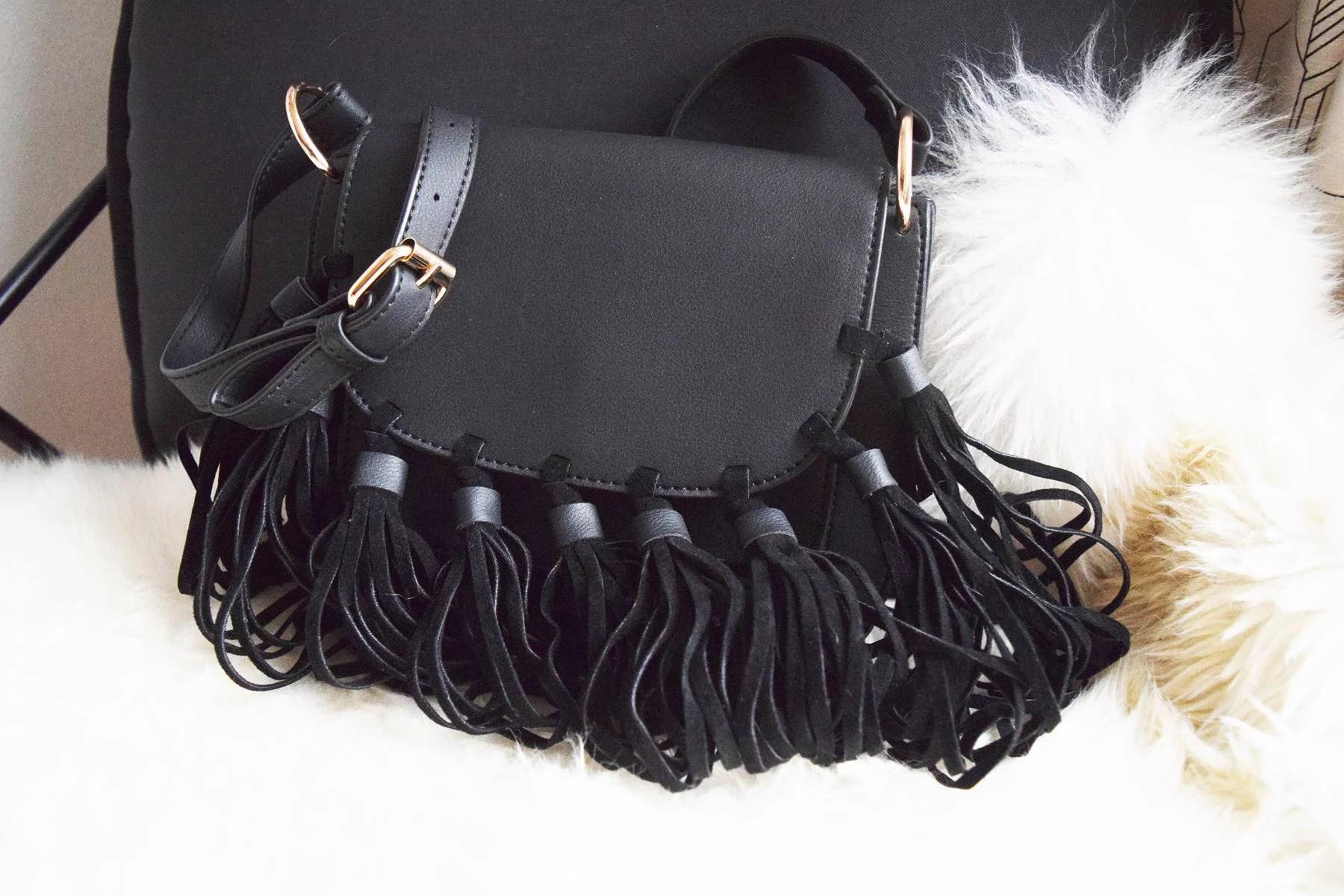 Paket: Ny väska!