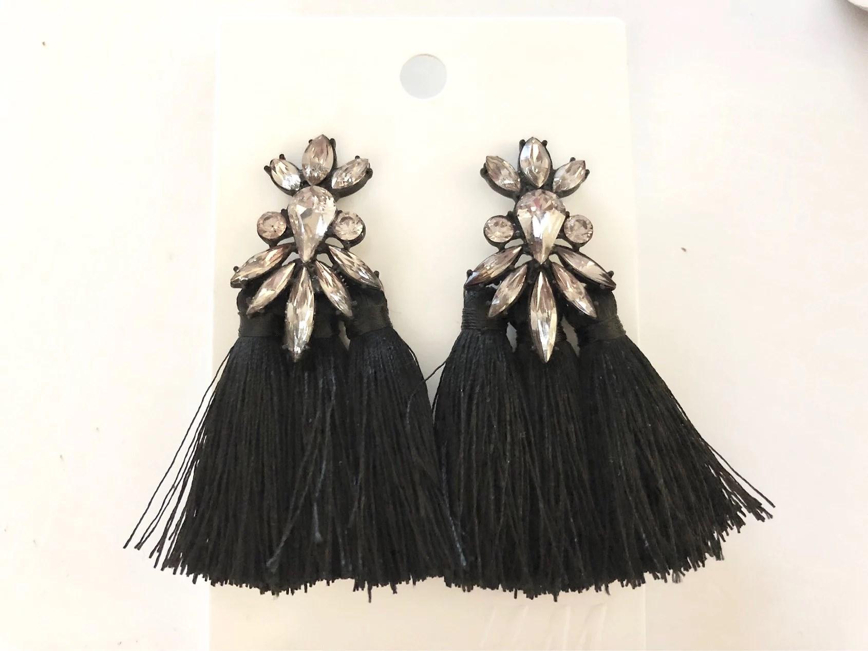 Nya örhängen!