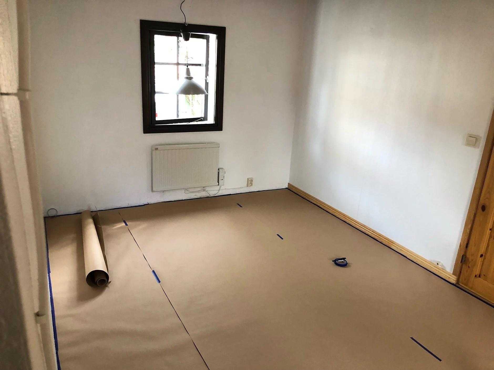 Vi har börjat renovera!