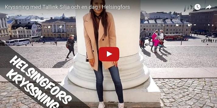 Kryssning - Helsingfors