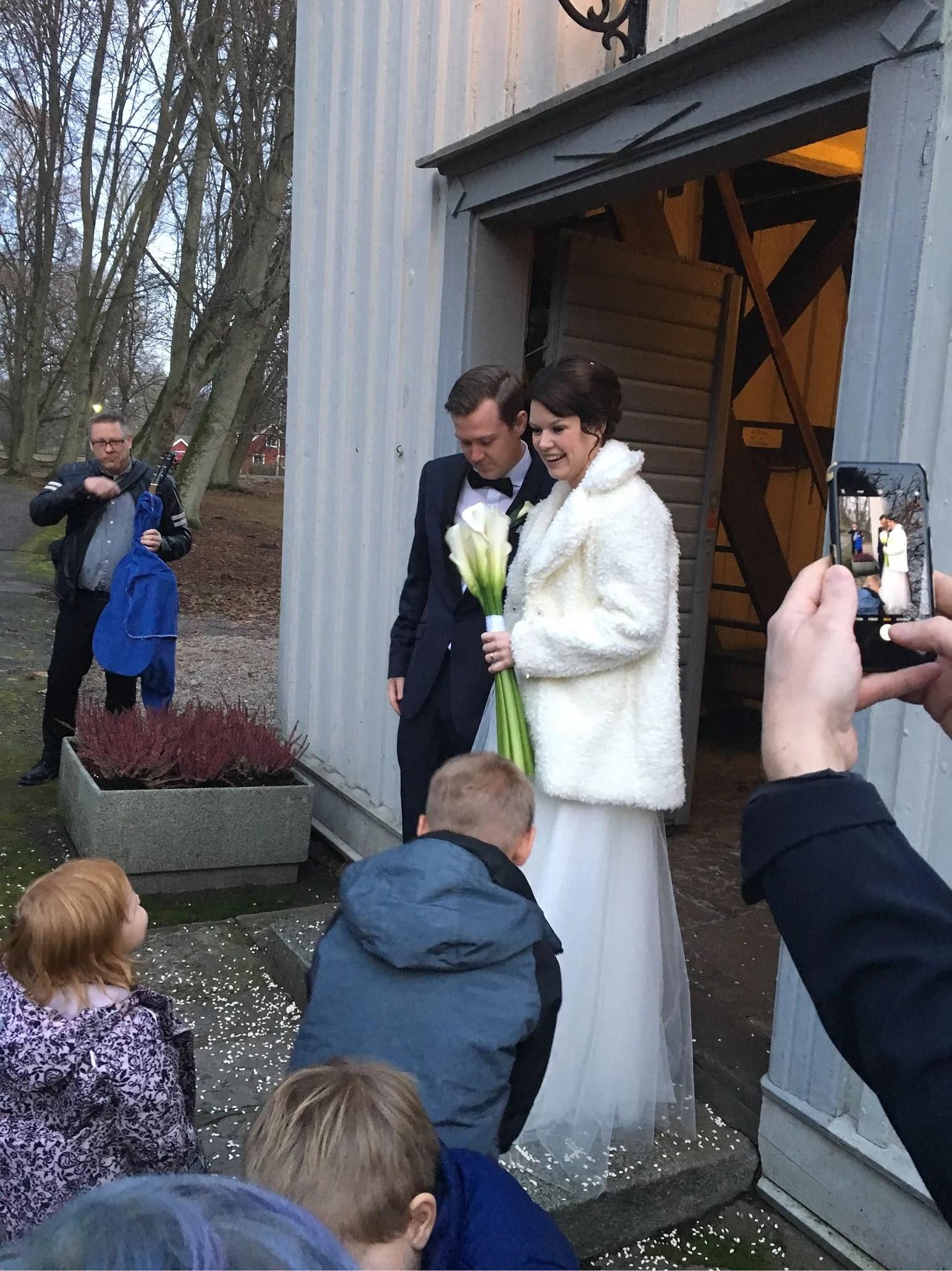 Bröllopet. ✨🥂