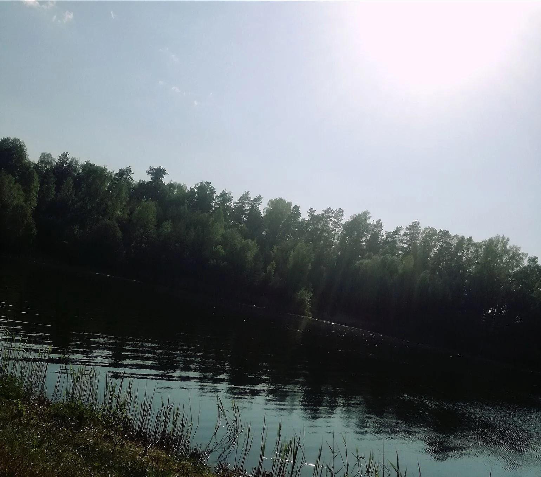 Årets första dopp.