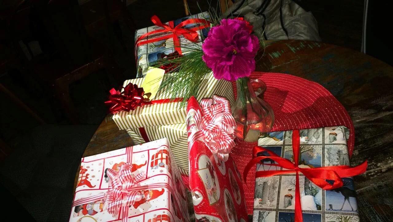 Minijul och julstök
