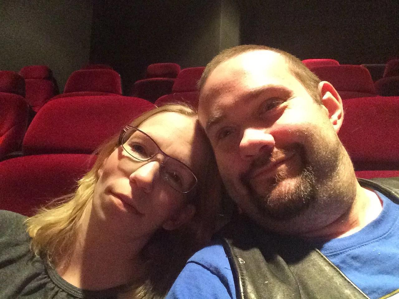På bio med älsklingen