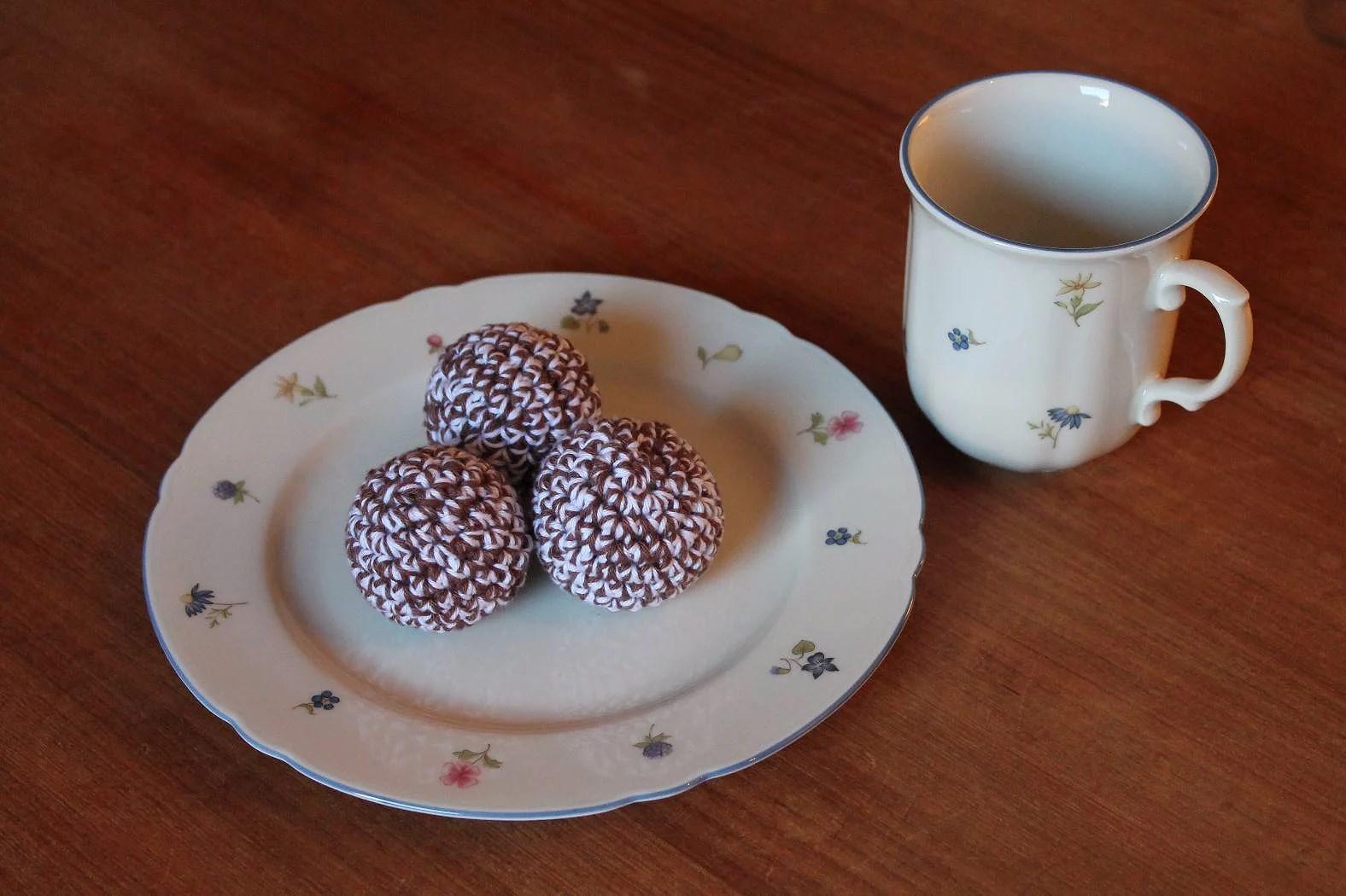 MÖNSTER: Chokladbollar