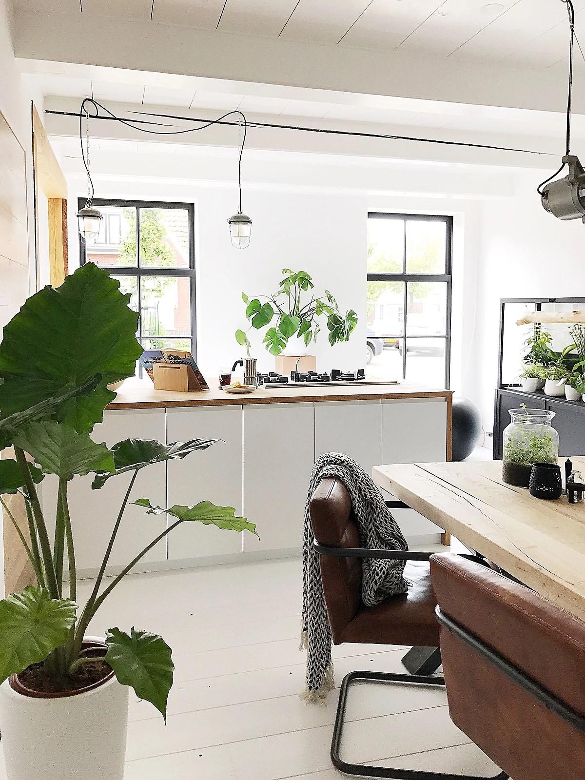 Een kijkje in de keuken van Jellina