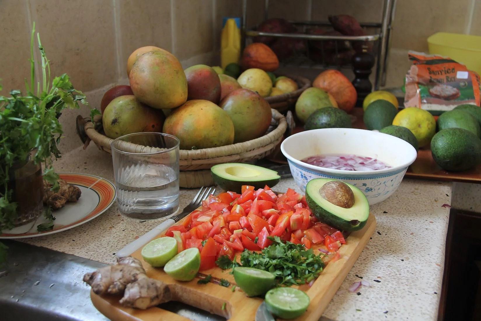 Telepatisk formaga och billig frukt