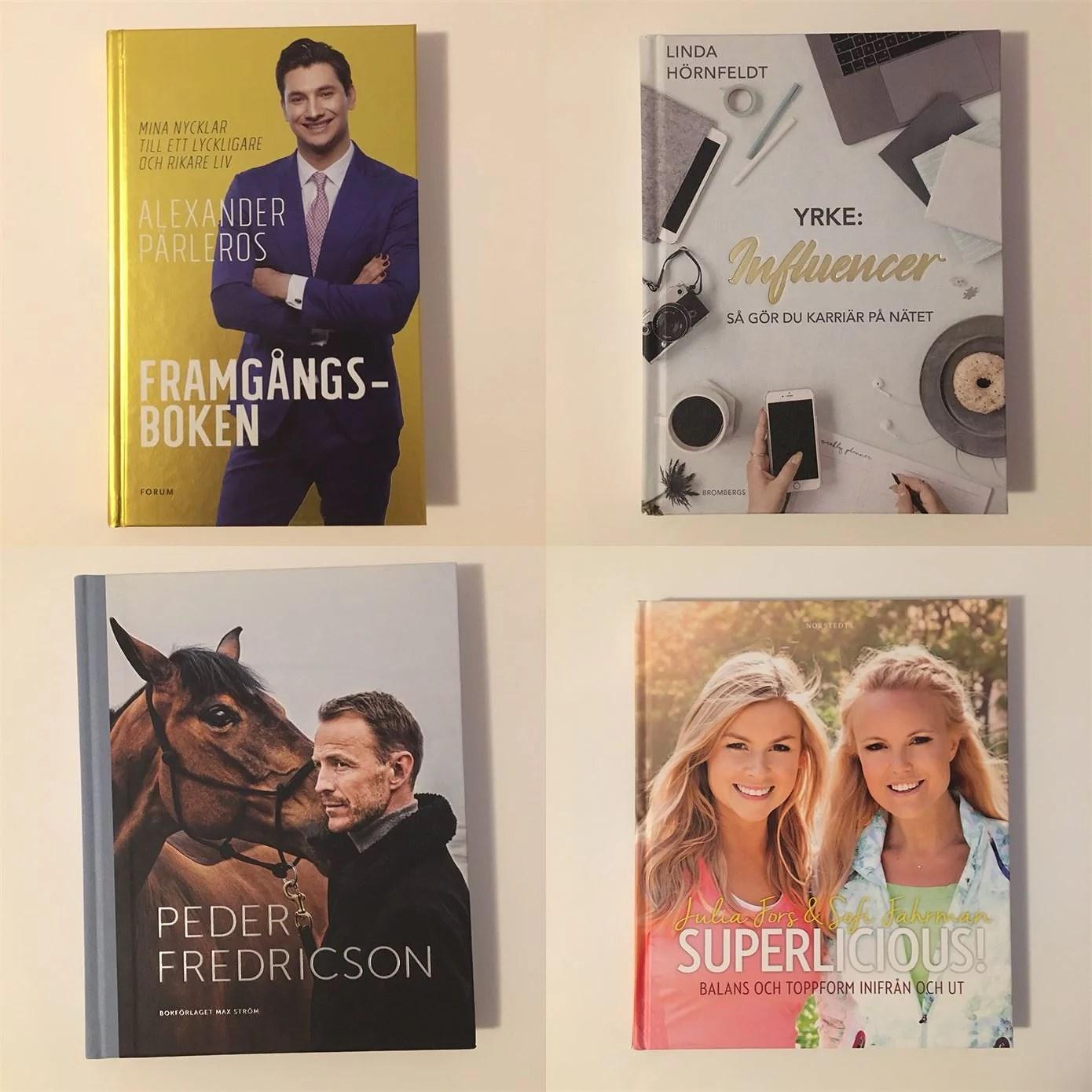 Lucka 5 - Böcker