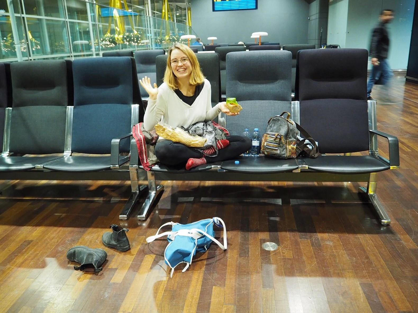 Vi drar till Bali!