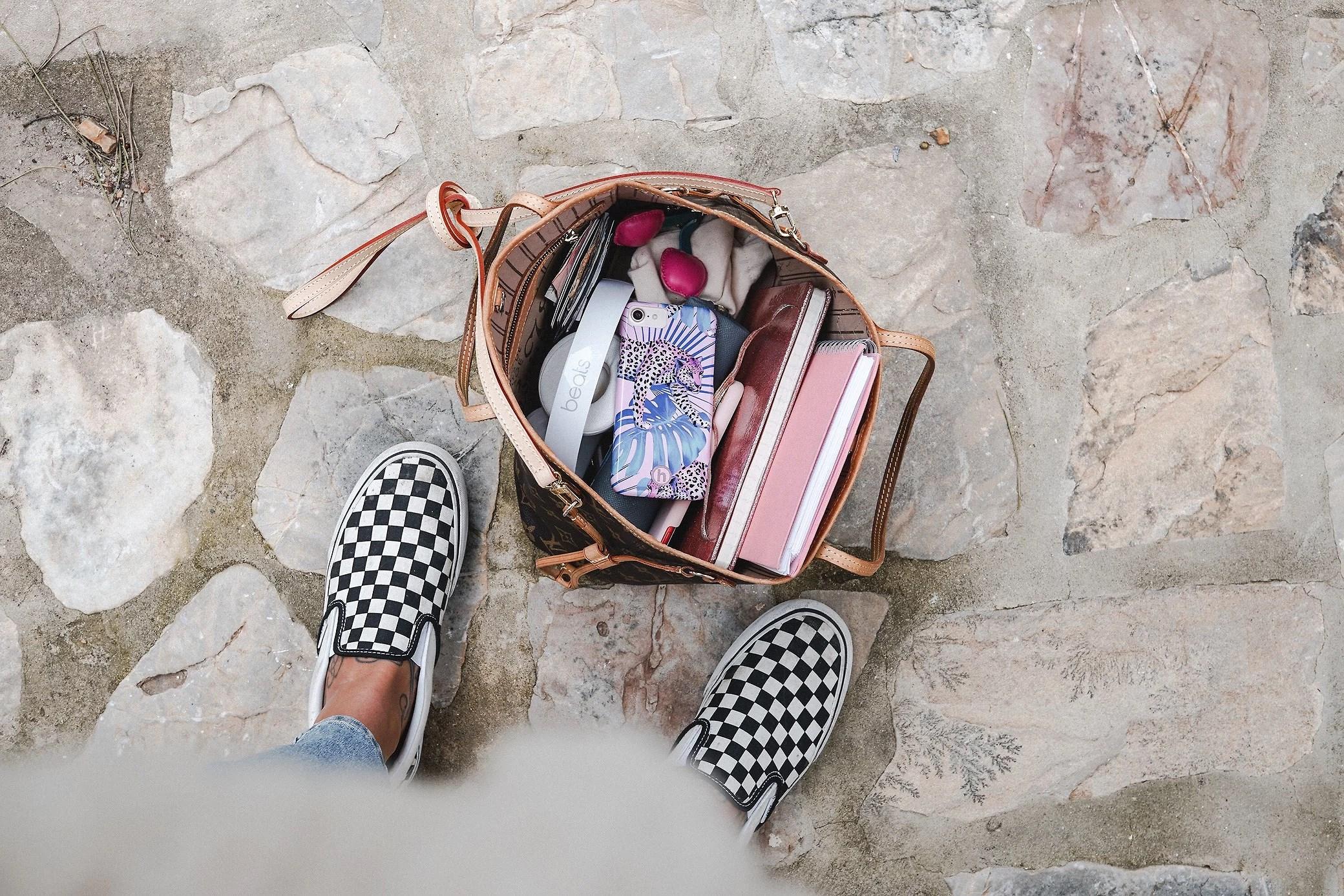 Saturday in my bag