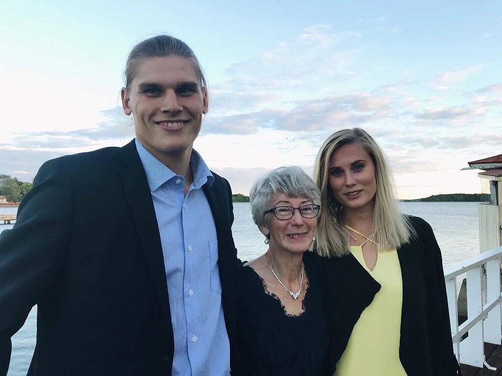 BÄSTA 80-ÅRS FESTEN