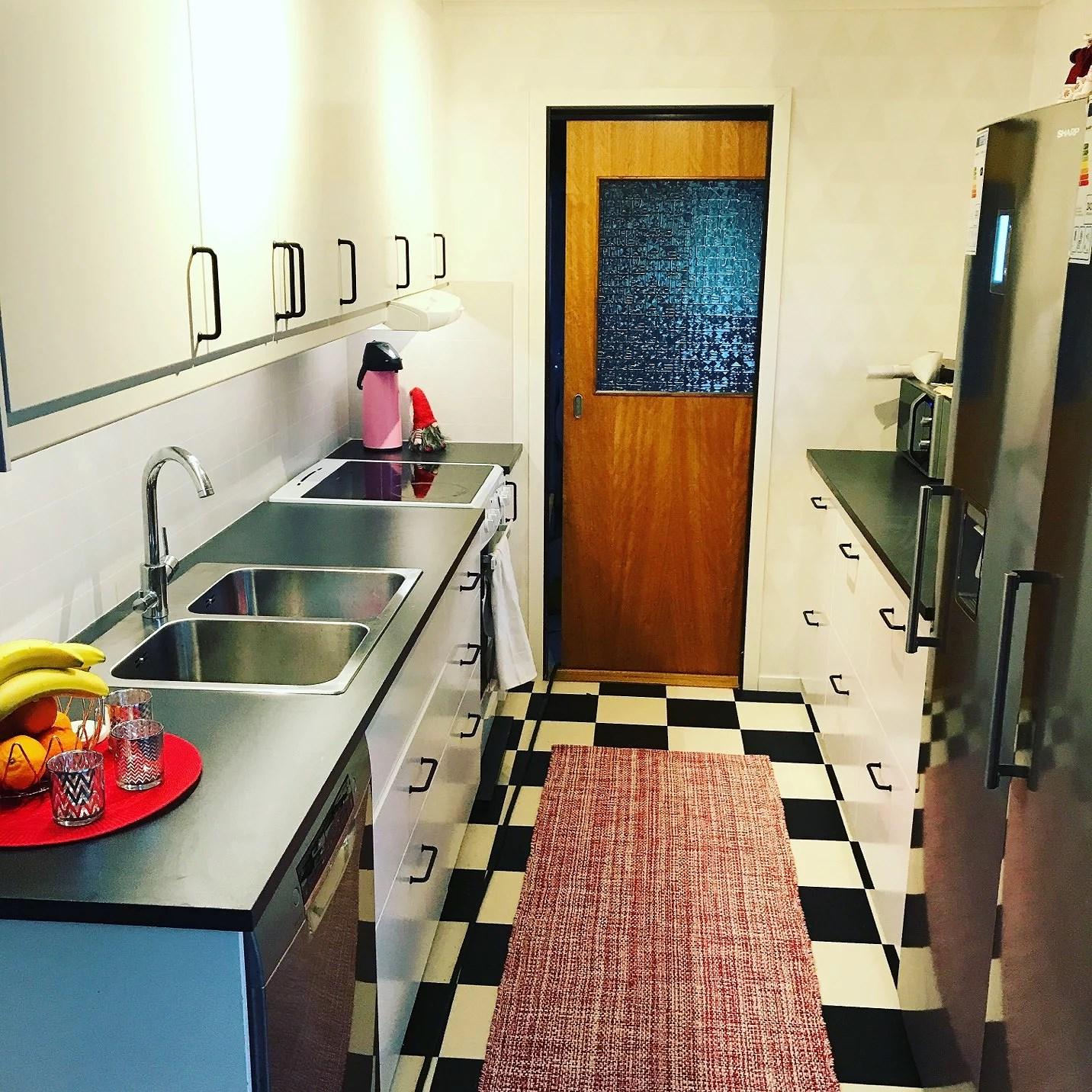 Det nya köket