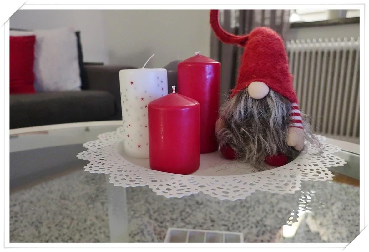 Julmusik och lussebak